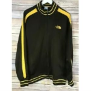 THE NORTH FACE Mens Brown Gold Retro A5 Jacket